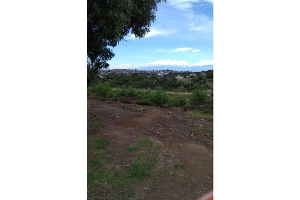 Foto de terreno habitacional en venta en  , magisterial tlahuicole, tepeyanco, tlaxcala, 5726721 No. 08