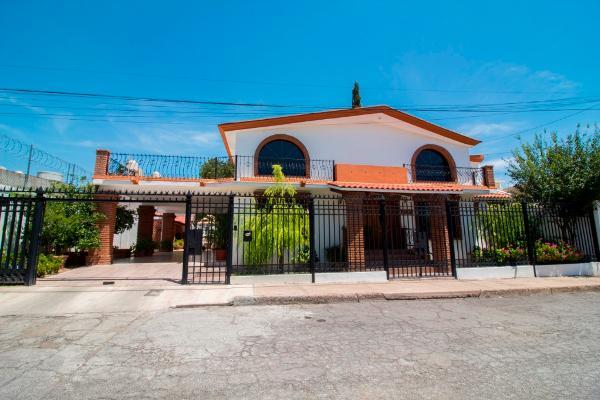 Foto de casa en venta en  , magisterial universidad, chihuahua, chihuahua, 5899813 No. 01