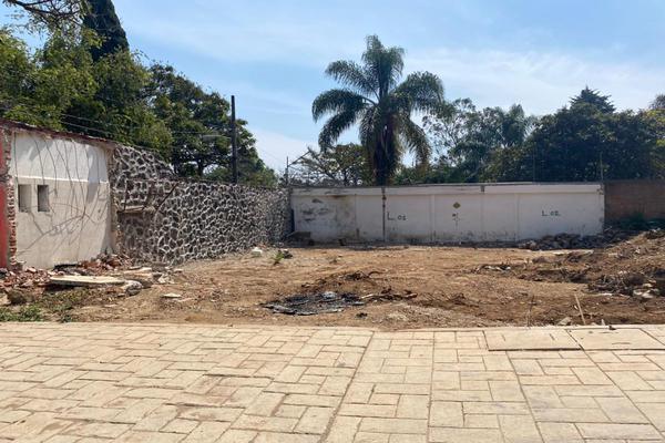 Foto de terreno habitacional en venta en magnolia , rancho cortes, cuernavaca, morelos, 19414316 No. 02