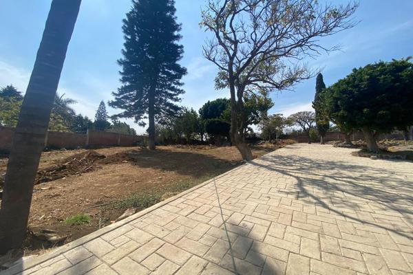Foto de terreno habitacional en venta en magnolia , rancho cortes, cuernavaca, morelos, 19414316 No. 07