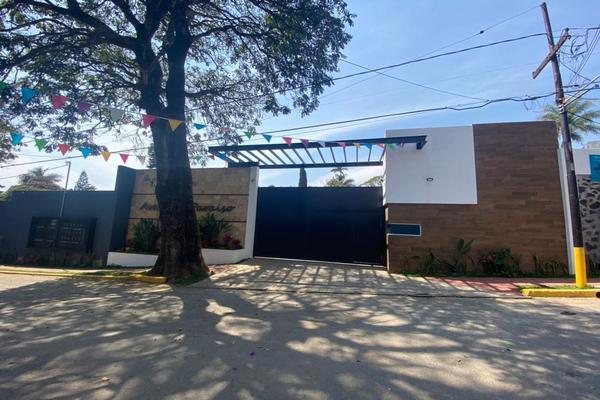 Foto de terreno habitacional en venta en magnolia , rancho cortes, cuernavaca, morelos, 19414316 No. 14