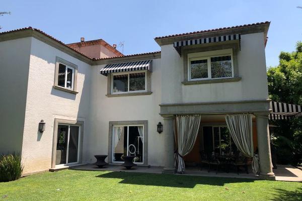 Foto de casa en venta en magnolias , bosques de las lomas, cuajimalpa de morelos, df / cdmx, 5355640 No. 02