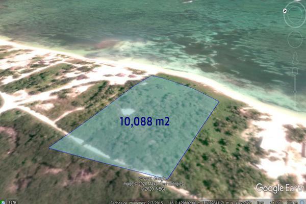 Foto de terreno habitacional en venta en  , mahahual, othón p. blanco, quintana roo, 18507940 No. 02