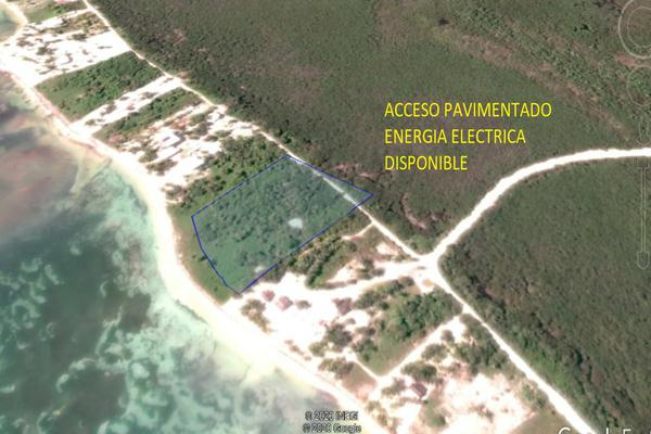 Foto de terreno habitacional en venta en  , mahahual, othón p. blanco, quintana roo, 18507940 No. 03