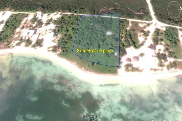 Foto de terreno habitacional en venta en  , mahahual, othón p. blanco, quintana roo, 18507940 No. 04