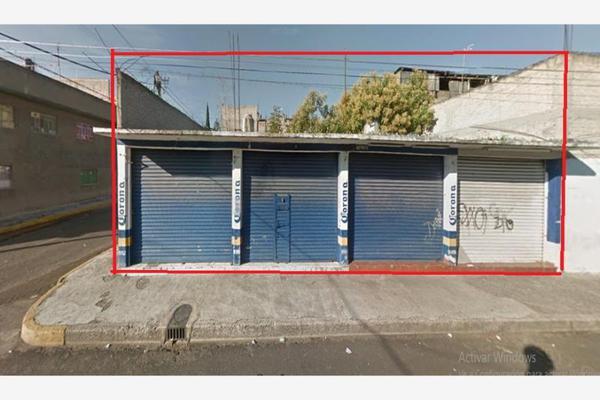 Foto de terreno habitacional en venta en malinalco 28, maravillas, nezahualcóyotl, méxico, 8232986 No. 02