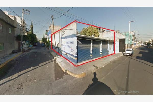 Foto de terreno habitacional en venta en malinalco 28, maravillas, nezahualcóyotl, méxico, 8233375 No. 01
