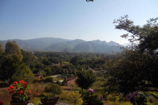 Foto de terreno habitacional en venta en  , malinalco, malinalco, méxico, 2657558 No. 01