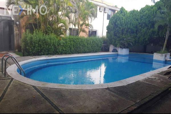 Foto de casa en renta en mallorca 55, supermanzana 18, benito juárez, quintana roo, 20588180 No. 01
