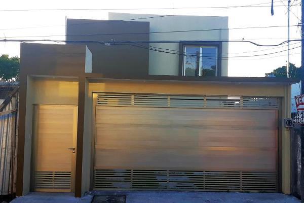 Foto de casa en venta en manantial 0, el manantial, boca del río, veracruz de ignacio de la llave, 5878517 No. 01