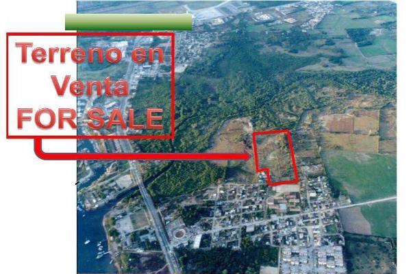 Foto de terreno habitacional en venta en mangle , educación, puerto vallarta, jalisco, 2723428 No. 04