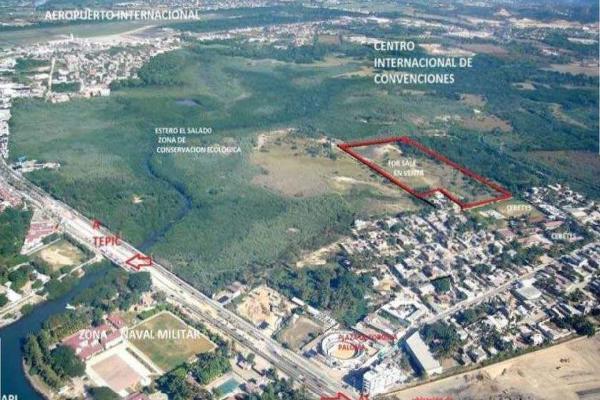 Foto de terreno habitacional en venta en mangle , educación, puerto vallarta, jalisco, 2723428 No. 05