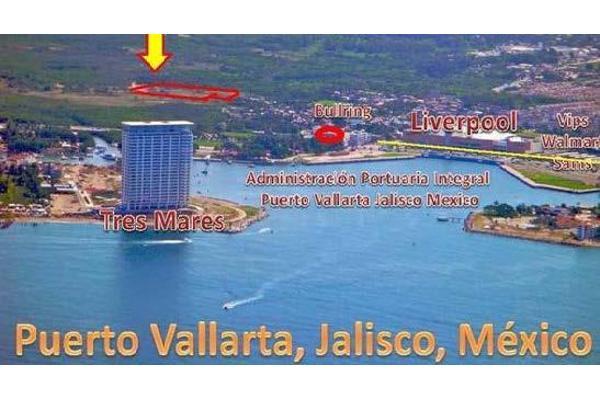 Foto de terreno habitacional en venta en mangle , educación, puerto vallarta, jalisco, 2723428 No. 17