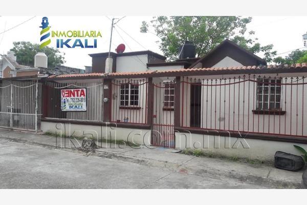 Foto de casa en renta en mangos #34, la florida, papantla, veracruz de ignacio de la llave, 5914977 No. 01