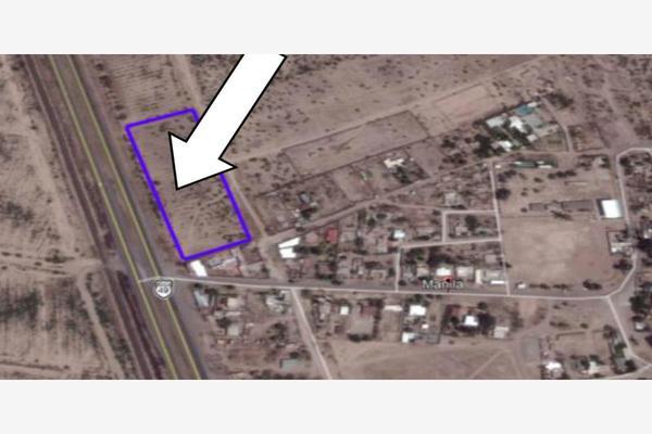 Foto de terreno comercial en venta en  , manila, gómez palacio, durango, 5379515 No. 04