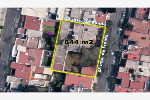 Foto de terreno comercial en venta en manta 00000, lindavista sur, gustavo a. madero, df / cdmx, 17714375 No. 02