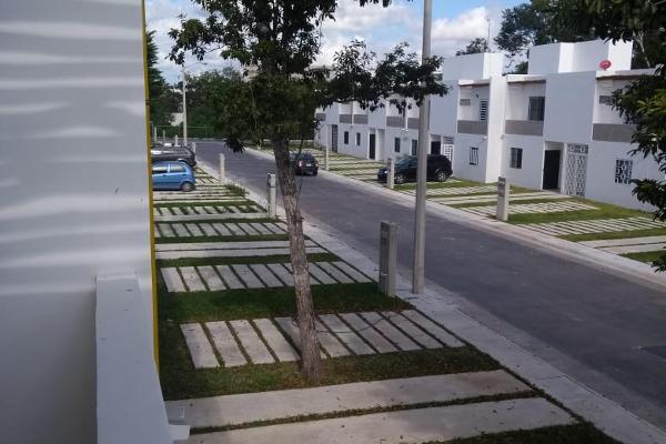 Foto de casa en renta en mantarraya 37, villas morelos i, benito juárez, quintana roo, 8869211 No. 02
