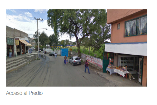 Foto de terreno habitacional en venta en manuel acuña , palmitas, iztapalapa, df / cdmx, 0 No. 03
