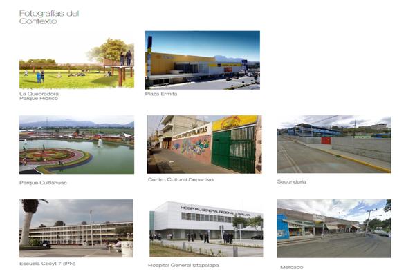 Foto de terreno habitacional en venta en manuel acuña , palmitas, iztapalapa, df / cdmx, 0 No. 04