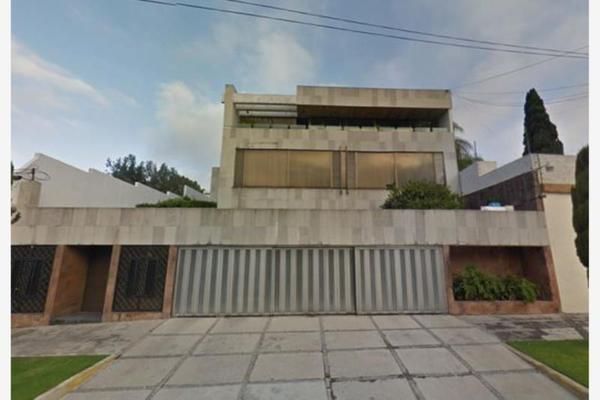 Foto de casa en venta en manuel azuela 76, ciudad satélite, naucalpan de juárez, méxico, 10124261 No. 01