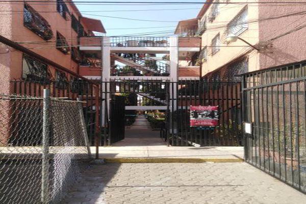 Foto de departamento en venta en manuel cañas , desarrollo urbano quetzalcoatl, iztapalapa, df / cdmx, 21296468 No. 01