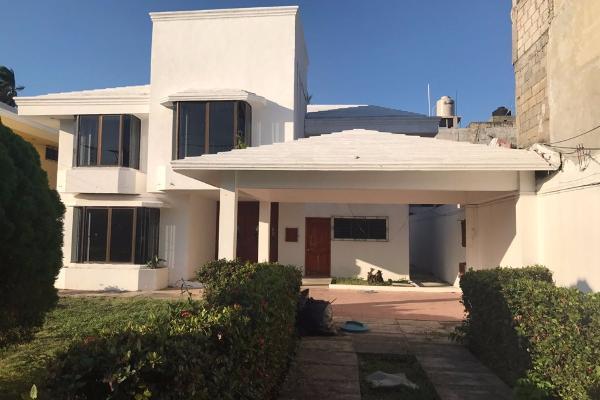Foto de casa en venta en manuel doblado 116-a , villa de las flores, centro, tabasco, 6163485 No. 01