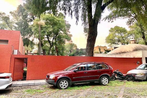 Foto de terreno habitacional en venta en manuel gutierrez zamora , barrio san lucas, coyoacán, df / cdmx, 10013580 No. 01