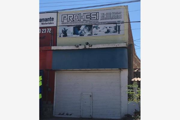 Foto de local en venta en manuel j clouthier 4605, el conchi, mazatlán, sinaloa, 5286799 No. 01