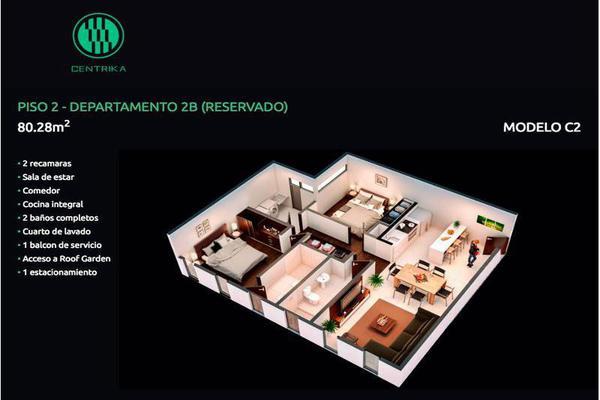 Foto de departamento en venta en manuel muñiz 811, molino de parras, morelia, michoacán de ocampo, 0 No. 14