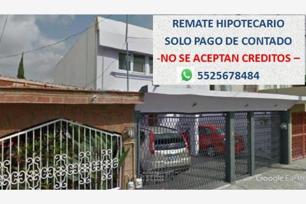 Foto de casa en venta en manuel orozco y berra 151, prados del mirador, querétaro, querétaro, 6193784 No. 01