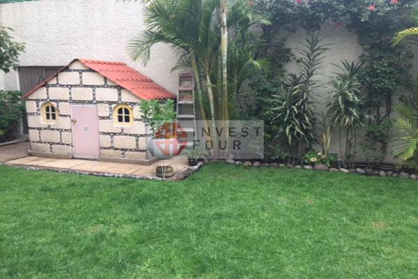 Foto de casa en venta en manuel sanchez de tagle, preciosa casa amueblada en el mejor circuito 0, ciudad satélite, naucalpan de juárez, méxico, 5635275 No. 13