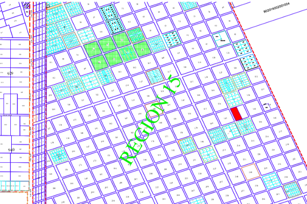 Foto de terreno habitacional en venta en manzana 108 region 15 na , villas tulum, tulum, quintana roo, 6166290 No. 02
