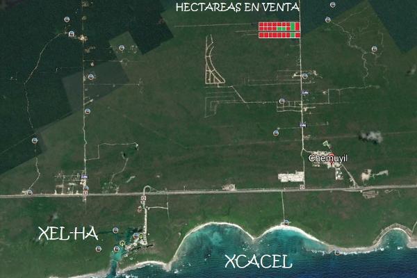 Foto de terreno habitacional en venta en manzana 126 chan chemuyil , ciudad chemuyil, tulum, quintana roo, 8319935 No. 09