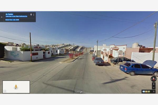 Foto de casa en venta en cardón manzana 22lote 17, hojazen, los cabos, baja california sur, 3070523 No. 01