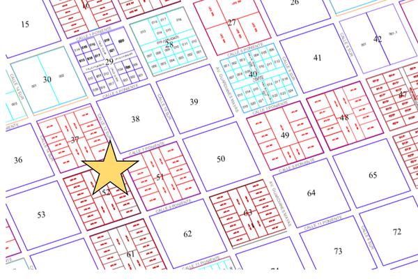 Foto de terreno habitacional en venta en manzana 52 lote 01 region 15 , tulum centro, tulum, quintana roo, 0 No. 03