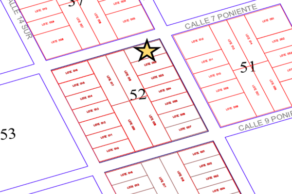 Foto de terreno habitacional en venta en manzana 52 lote 01 region 15 , tulum centro, tulum, quintana roo, 0 No. 05