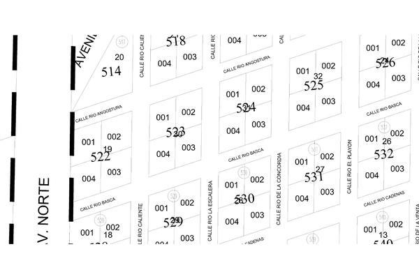 Foto de terreno habitacional en venta en manzana 524 lote 003 region 07 , tulum centro, tulum, quintana roo, 20182772 No. 02