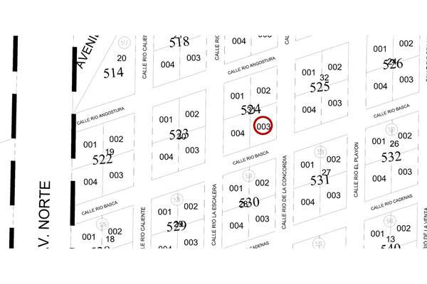 Foto de terreno habitacional en venta en manzana 524 lote 003 region 07 , tulum centro, tulum, quintana roo, 20182772 No. 06