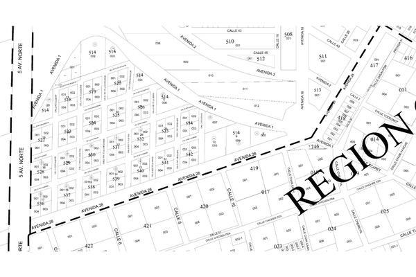 Foto de terreno habitacional en venta en manzana 524 lote 003 region 07 , tulum centro, tulum, quintana roo, 20182772 No. 07