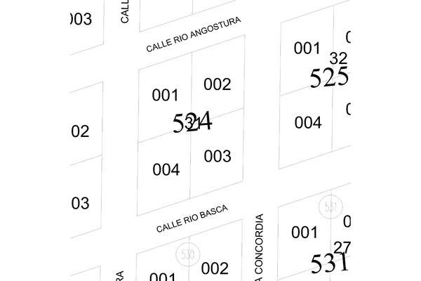 Foto de terreno habitacional en venta en manzana 524 lote 003 region 07 , tulum centro, tulum, quintana roo, 20182772 No. 09