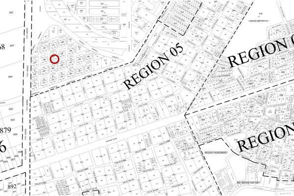 Foto de terreno habitacional en venta en manzana 524 lote 003 region 07 , tulum centro, tulum, quintana roo, 20182772 No. 11
