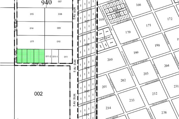 Foto de terreno habitacional en venta en manzana 940 lotes 12 region 12 na , villas tulum, tulum, quintana roo, 6166292 No. 03