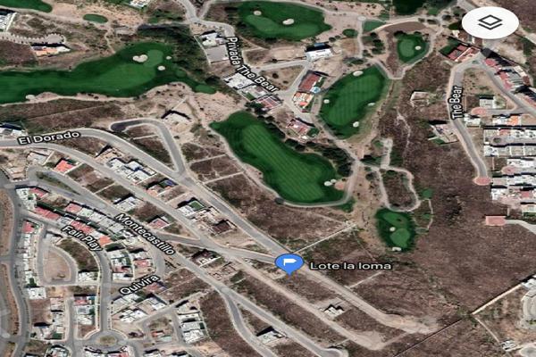 Foto de terreno habitacional en venta en manzana xii (club de golf la loma) , club de golf la loma, san luis potosí, san luis potosí, 7243871 No. 02