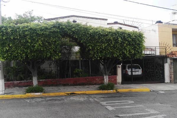Foto de casa en venta en manzanares 00, jardines del country, guadalajara, jalisco, 5929181 No. 01