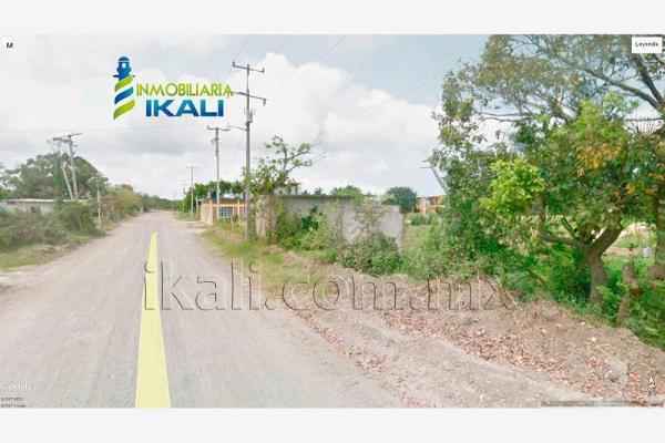 Foto de terreno habitacional en venta en manzano , la calzada, tuxpan, veracruz de ignacio de la llave, 3577477 No. 01