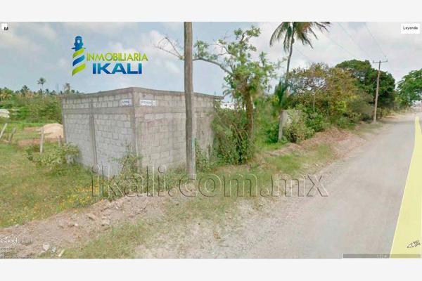 Foto de terreno habitacional en venta en manzano , la calzada, tuxpan, veracruz de ignacio de la llave, 3577477 No. 02