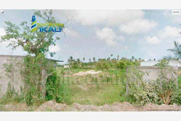 Foto de terreno habitacional en venta en manzano , la calzada, tuxpan, veracruz de ignacio de la llave, 3577477 No. 03