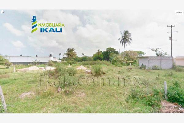 Foto de terreno habitacional en venta en manzano , la calzada, tuxpan, veracruz de ignacio de la llave, 3577477 No. 04
