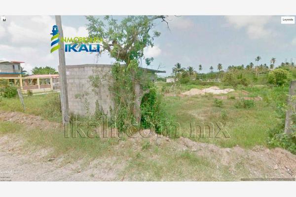 Foto de terreno habitacional en venta en manzano , la calzada, tuxpan, veracruz de ignacio de la llave, 3577477 No. 05