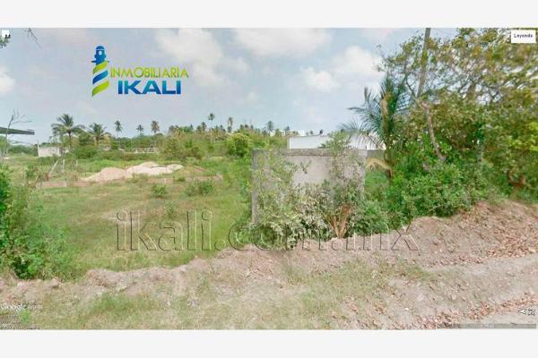 Foto de terreno habitacional en venta en manzano , la calzada, tuxpan, veracruz de ignacio de la llave, 3577477 No. 06